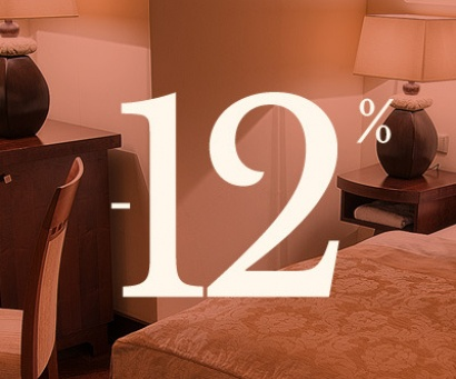 Stay 3 nights & SAVE 12%